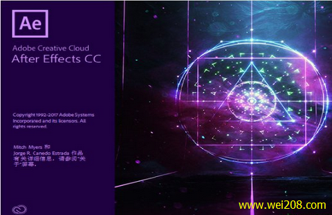 After Effects CC2018官方中文绿色版