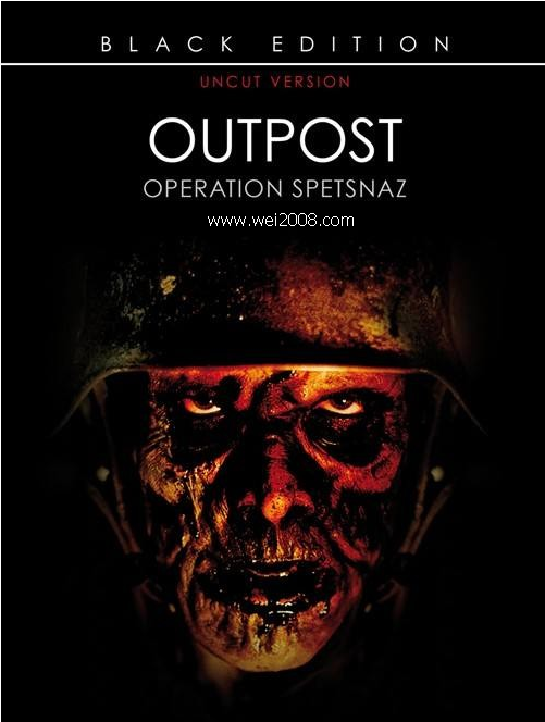 前哨The Outpost(2018)中文字幕下载SRT+ASS/SSA文件百度云