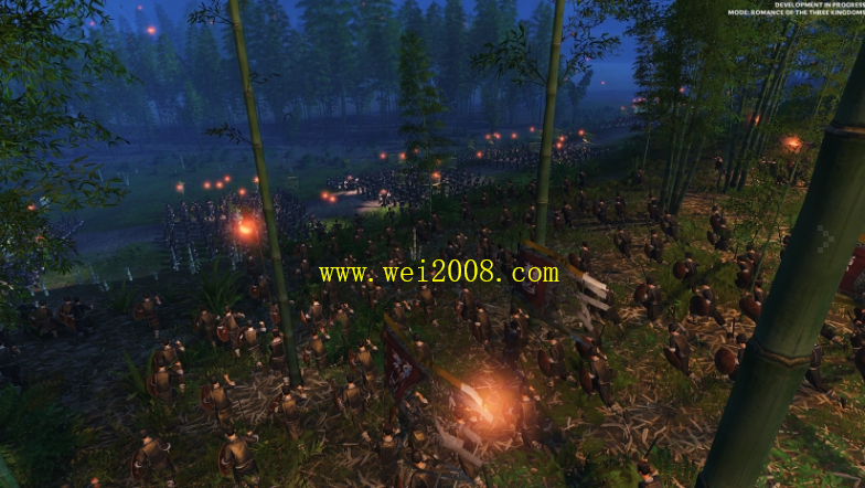 Total War:THREE KINGDOMS中文破解版下载