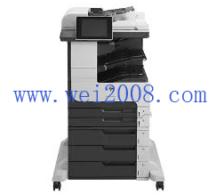 惠普HP LaserJet Enterprise M725z驱动下载