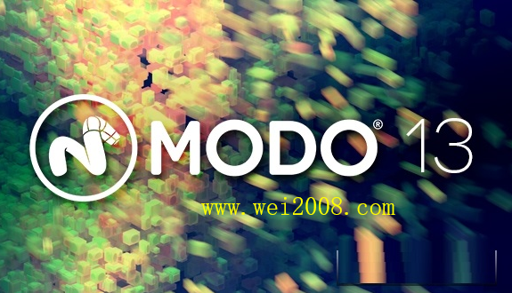 The foundry modo v13.0破解版