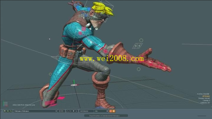 The foundry modo v13.0中文绿色版(3D建模软件)v1最新版