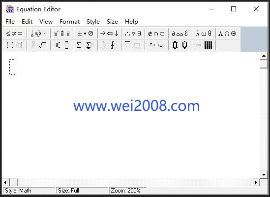 equation editor 3.0下载